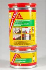 Sikadur®-31 CF Rapid, Two-component epoxy glue.