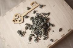 Китайский элитный чай с жасмином Глаз золотого Дракона0,25