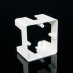 Коробка приборная для коробов ЕКЕ: 100,140,180х60 КР ЕКЕ Копос