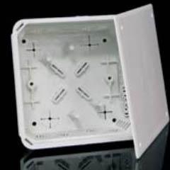 Коробка распредилительная с крышкой, KO 125 KA, Копос