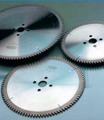 Дисковые пилы с напайками для цветных металлов