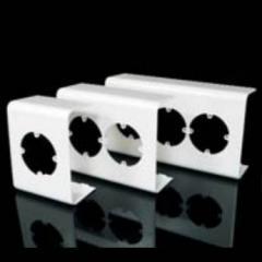 Рамка двойная для короба ЕКЕ 100х60 8550-12 Копос