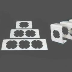 Рамка двойная для короба РК 110х70 и РК 210х70 D 8450-12 Копос