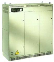 Voltage stabilizers three-phase 18-1400 kVA.