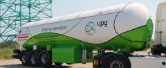 Полуприцеп-цистерна LPG 48 м3 производства