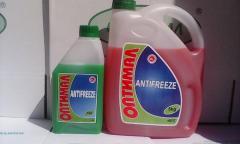 Жидкость охлаждающая Антифриз ОЖ-40