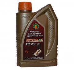 Жидкость трансмиссионная Optimal ATF III D Dexron