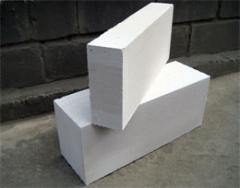 Gas-block, gas concrete of D-300,400,500 (AEPOK).