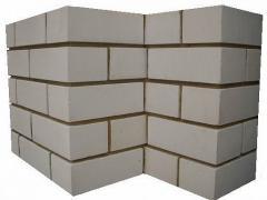 Obukhovsk silicate brick. Delivery. Unloading.