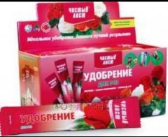 Удобрение Чистый лист Розы 100гр