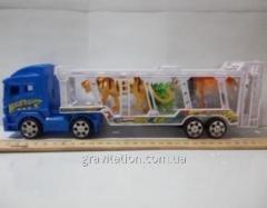 Транспорт инерция №0072