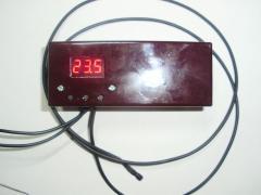 Терморегулятори для інкубаторів
