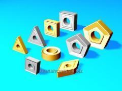 Пластины твердосплавные сменно-механические НПП