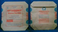 Мешки бумажные для цемента, 25 кг