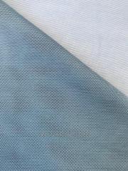Сетка-стрейч Арктическое серебро A0056L104