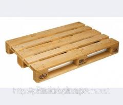 Purchase and sale europallets, Dnipropetrovsk
