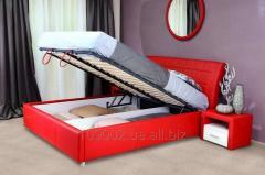 """Кровать и тумба """"Амур"""""""