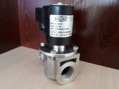 Клапаны автоматические электромагнитные газовые
