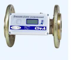 "Ultrasonic flowmeter ""Sich-A"