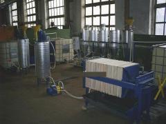 Установка для производства биодизеля УБД-50