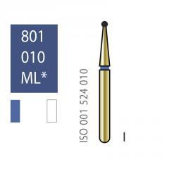 Бор алмазный DIATECH 801010-ML шарик