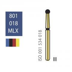 Бор алмазный DIATECH 801018-MLX шарик