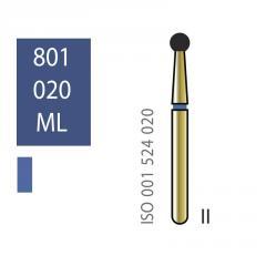 Бор алмазный DIATECH 801020-ML шарик