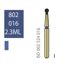 Бор алмазный DIATECH 802016-2,3ML шарик