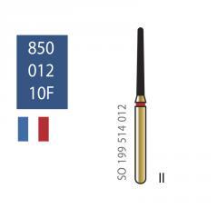 Бор алмазный DIATECH 850012-10F скругленный конус