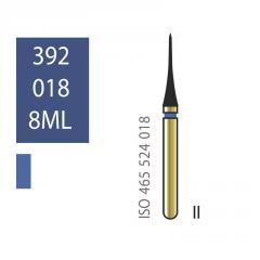 Бор алмазный DIATECH 392018-8ML межпроксимальный