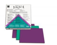 Безлатексные платоки Flexi Dam non latex (фиолетовые)
