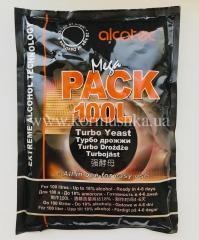 Alcotec Mega Pack 100 L (спиртовые дрожжи)