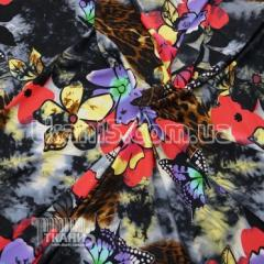 Fabric viscose Jersey print
