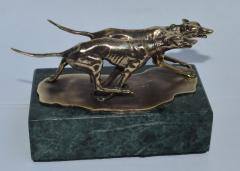 "Figurine ""Dogs Hounds"" Hunting"