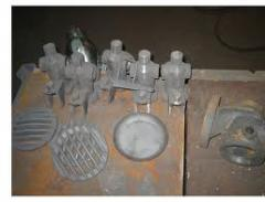 Castings from carbon steels