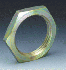 Контргайки KM  для переборочных резьбовых соединений DIN 80705