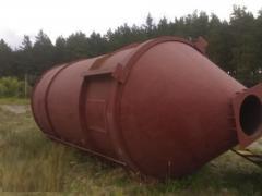 Склады  цемента (силоса) от 24тонн до 120 тонн