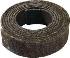 Tape asbestine brake always available