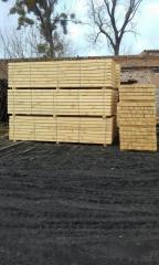 Materiais de madeira