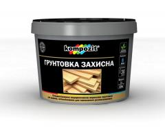 Primer protective for a tree, for external and