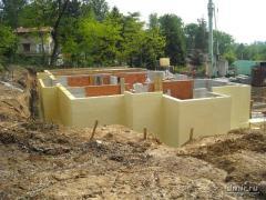 Пенополиуретан  - материал для гидроизоляции и