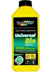 Грунтовки антисептические UNIVERSAL-BIO (концентрат)