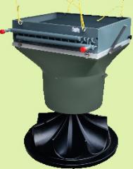 Systémy otopné pro drůbežárny