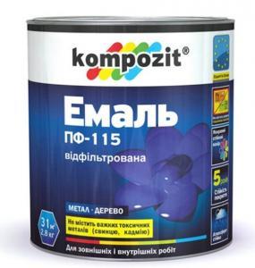 Universal alkyd Kompozit® PF-115 weatherproof