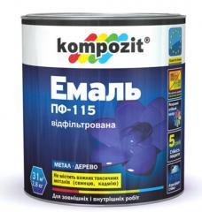 Kompozit® enamels