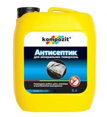 Антисептик для минеральных поверхностей Kompozit