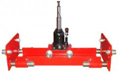 Traverse hydraulic TGO-4.