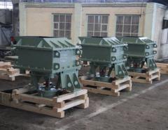 Пылепитатель УЛПП-2-69 применяется на котельных установках ГРЭС для равномерной дозированной подачи угольной пыли из промбункера к пылеугольным горелкам ,энергетическое оборудование, пр-во Днепротяжмаш, Украина