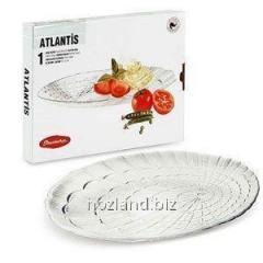 """""""Atlantis"""" 230*320мм блюдо (овал) 1шт """"Pasabahce"""""""