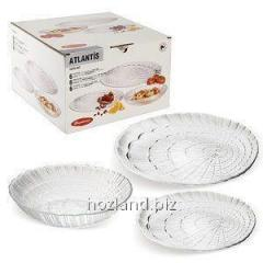 """Atlantis"" набор тарелок 18 предметов ""Pasabahce"""